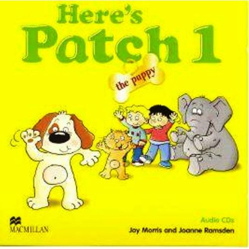 Here's Patch the Puppy 1 Audio CDs