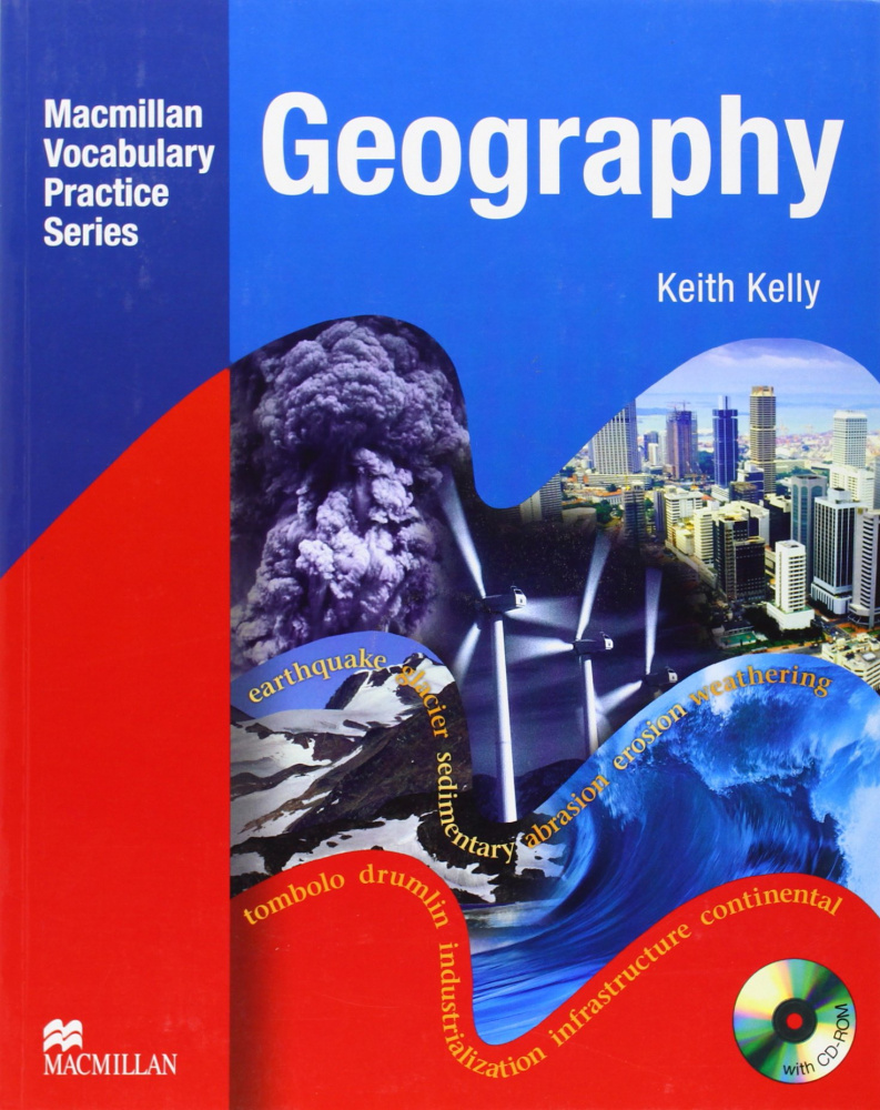 Macmillan Vocabulary Practice Series. Geography without key (+ CD-ROM)