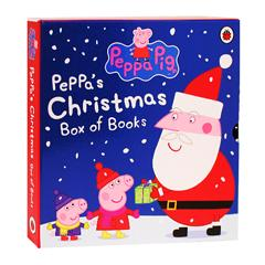 Ladybird: Christmas Box of Books Peppa Pig