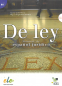 De ley: Manual de espanol juridico + CD