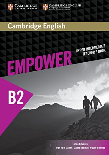 Cambridge English Empower Upper-Intermediate Teacher's Book