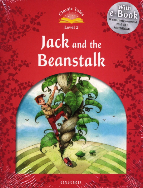 Classic Tales Second Edition: Level 2: Jack and the Beanstalk e-Book with Audio Pack