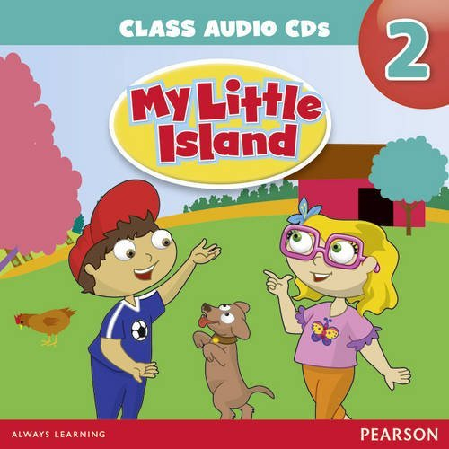 My Little Island Level 2 Audio CD (Лицензия)