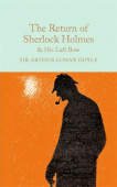 Macmillan Collector's Library: Doyle Arthur Conan. Return of Sherlock Holmes, the & His Last Bow (HB)