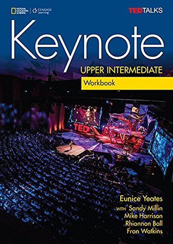 Keynote Upper Intermediate Workbook with Audio CD (2)