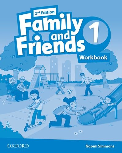 Family and Friends Second Edition 1 Workbook
