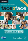 face2face Second Edition Intermediate Presentation Plus DVD-ROM