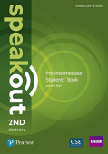 Speakout Second Edition Pre-Intermediate Class Audio CDs