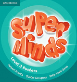 Super Minds Level 3 Posters (10)