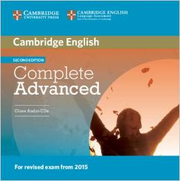 Complete Advanced 2nd edition (for revised exam 2015) Class Audio CDs (2) (Лицензия)