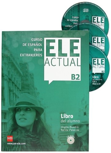 Ele Actual B2 Libro del alumno + CD audio (3)