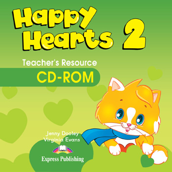 Happy Hearts 2 Teacher's Resource CD-ROM