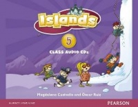 Islands Level 5 Class Audio CD (4) (Лицензия)