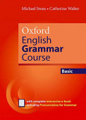 Oxford English Grammar Course: Basic without Key (includes e-book)