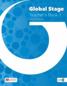 Global Stage 1 Teacher's Book with Navio App