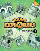 Young Explorers 1: Activity Book with Online Practice