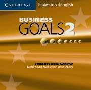 Business Goals 2 Audio CD (Лицензия)