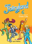 Fairyland 6 Class Audio CDs (set of 4)