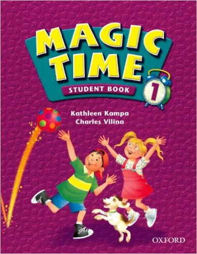 Magic Time 1 Student Book