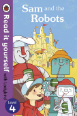 Ladybird: Sam and the Robots  (HB)