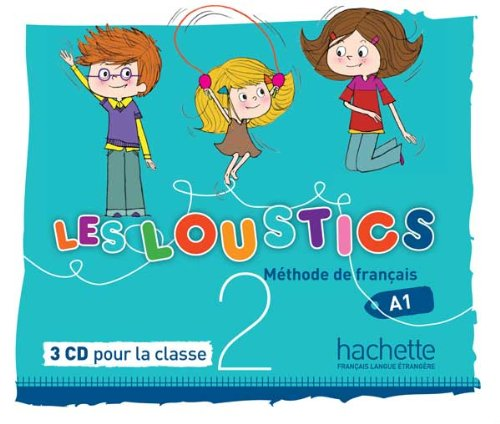 Les Loustics 2 CD audio classe (x3) (Лицензия)
