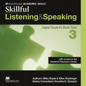 Skillful Level 3 Listening and Speaking Digital Student's Book Pack