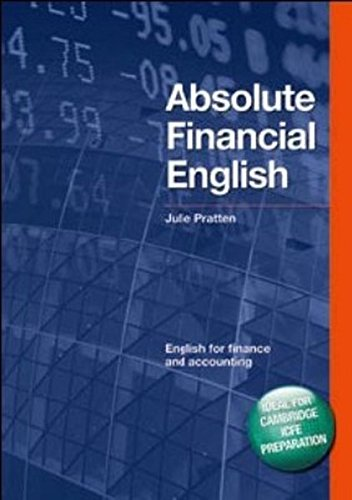 DBE: Absolute Finincial English with CD