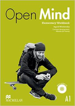 Open Mind Elementary Workbook without Key and CD Pack