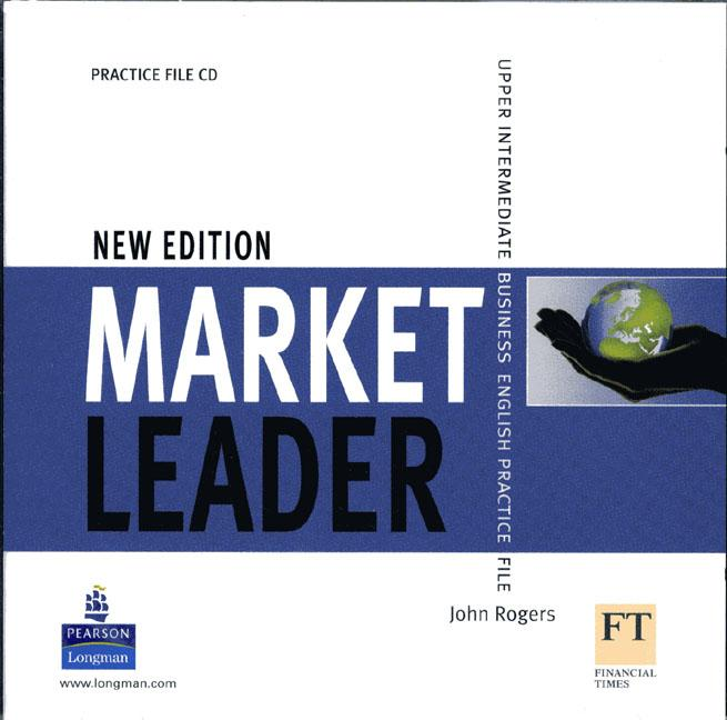 New Market Leader Upper-Intermediate Practice File CD (Лицензия)