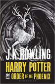 Harry Potter and the Order of the Phoenix (Book 5) - New Adult Cover