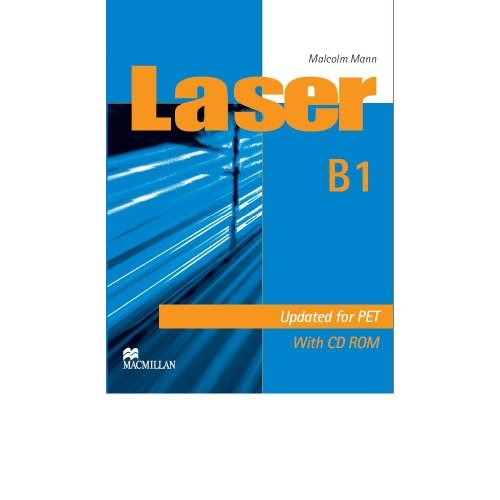 Laser B1 Student's Book with CD