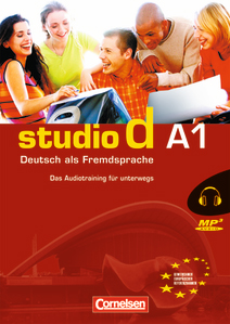 studio d A1 Das MP3-Audiotraining fur unterwegs