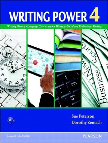 Writing Power 4 Student Book