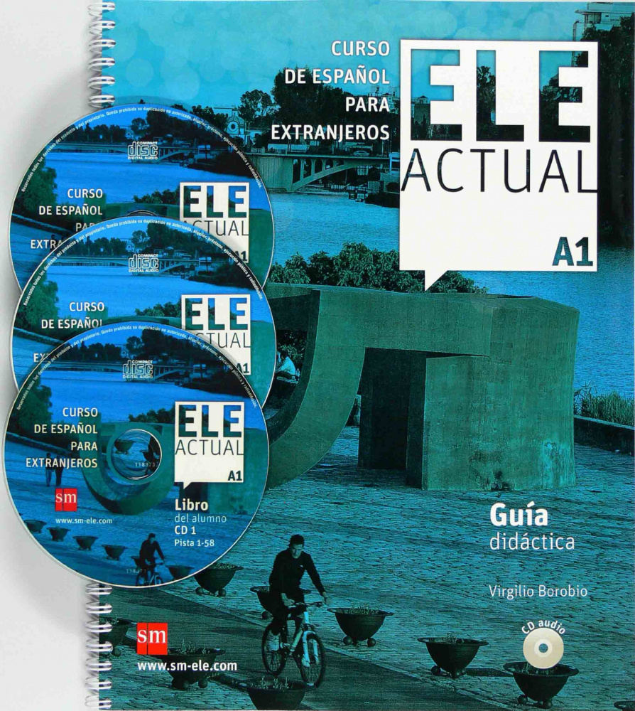 Ele Actual A1 Guia didactica + CD audio (3)