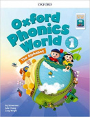 Oxford Phonics World 1 Student Book with App Pack