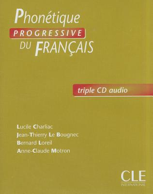 Phonetique Progressive du francais Dеbutant - CD audio (3)
