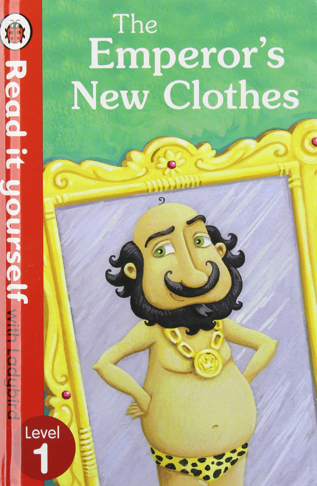 Ladybird Read It Yourself Level 1: The Emperor's New Clothes