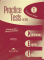 Practice Tests for the PET