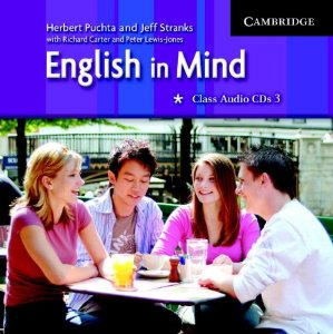 English in Mind 3 Class Audio CDs (2) (Лицензия)