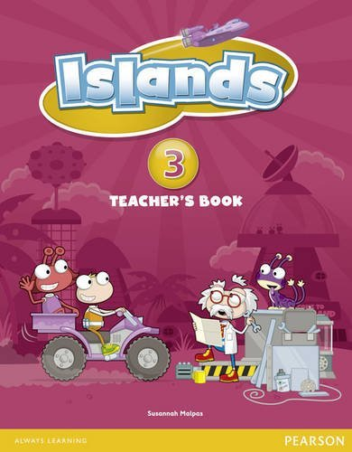 Islands Level 3 Teacher's Test Pack