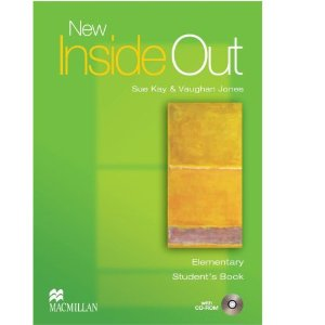 New Inside Out Elementary Student's Book + CD-ROM Pack