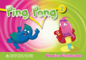 Ping Pong 2: Flashcards (Phonics)