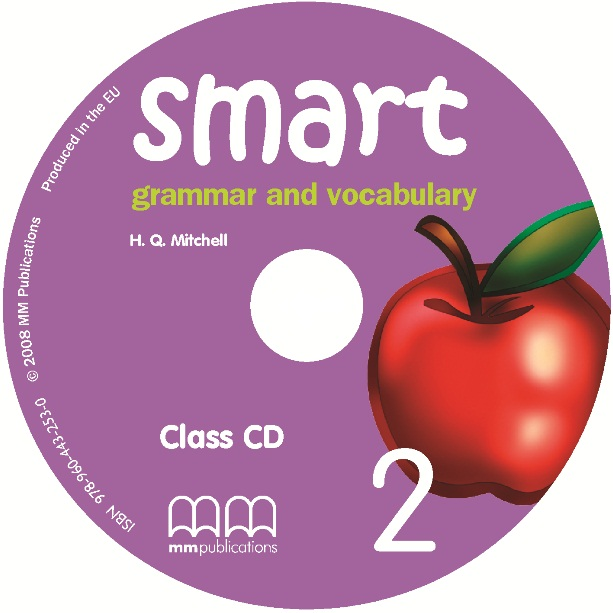Smart (Grammar and Vocabulary) 2 Class CD