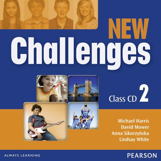 New Challenges 2  Class Audio CD (Лицензия)