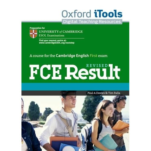 Revised FCE Result iTools