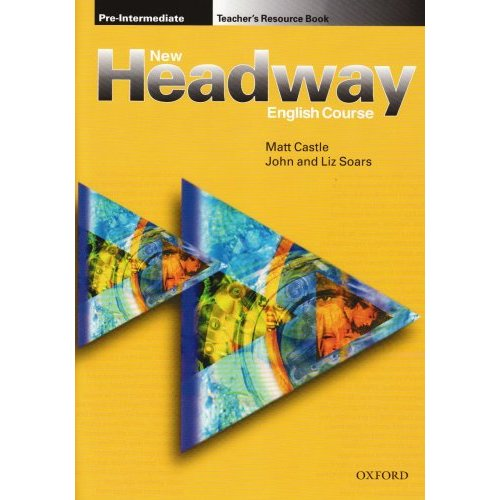 New Headway Pre-Intermediate Teacher's Resource Book