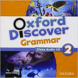 Oxford Discover 2  Grammar Audio CD