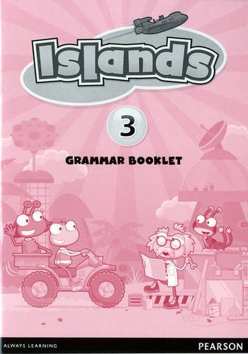 Islands Level 3 Grammar Booklet