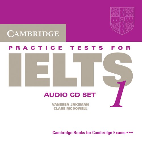 Cambridge IELTS 1 Audio CDs (2)