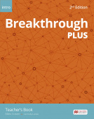 Breakthrough Plus 2nd Edition Intro Teacher's Book